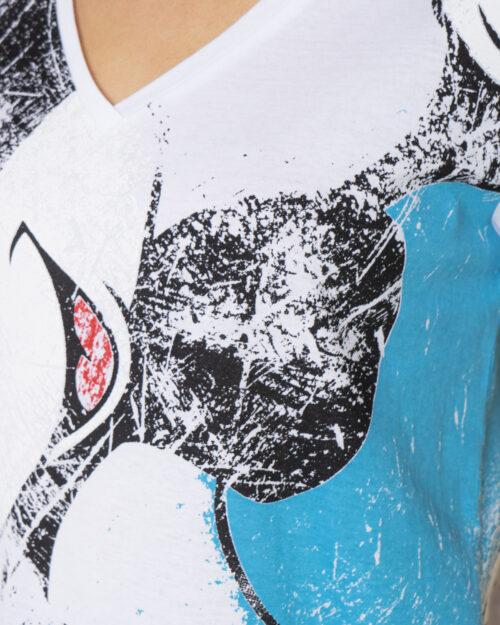 T-shirt Desigual MINNIE Bianco - Foto 3