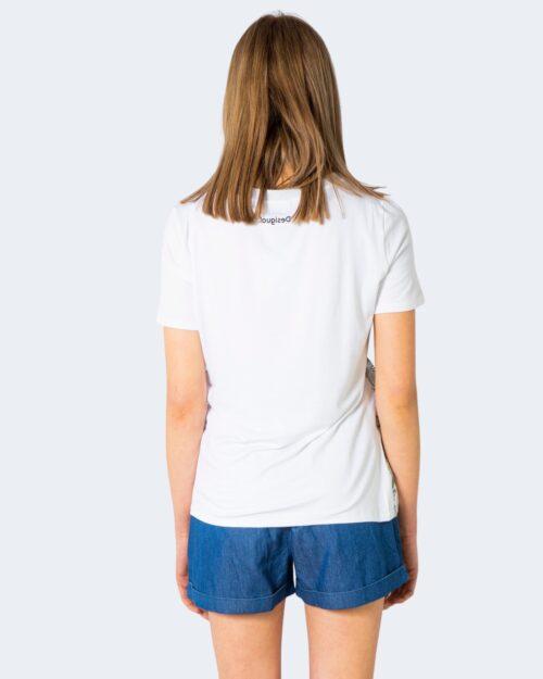 T-shirt Desigual PALS Bianco – 65528