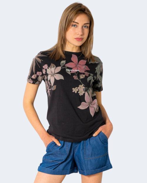T-shirt Desigual CROSSED BACK Nero – 65517