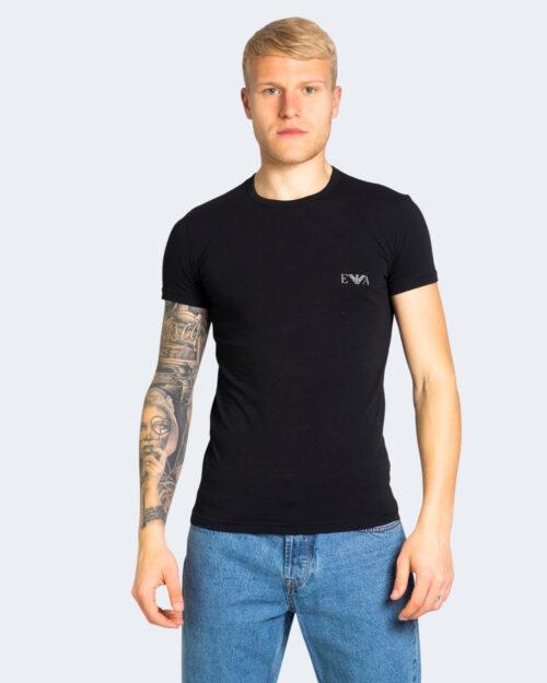 T-shirt Emporio Armani 2 PACK LOUNGEWEAR SET Nero – 67617
