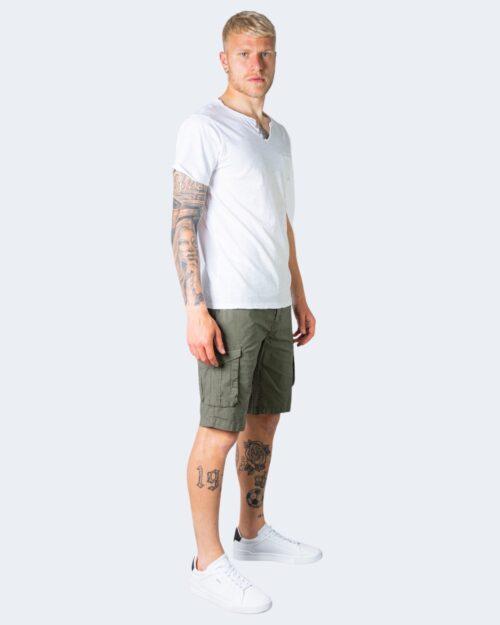 T-shirt Idra SCOLLO V Bianco – 71185