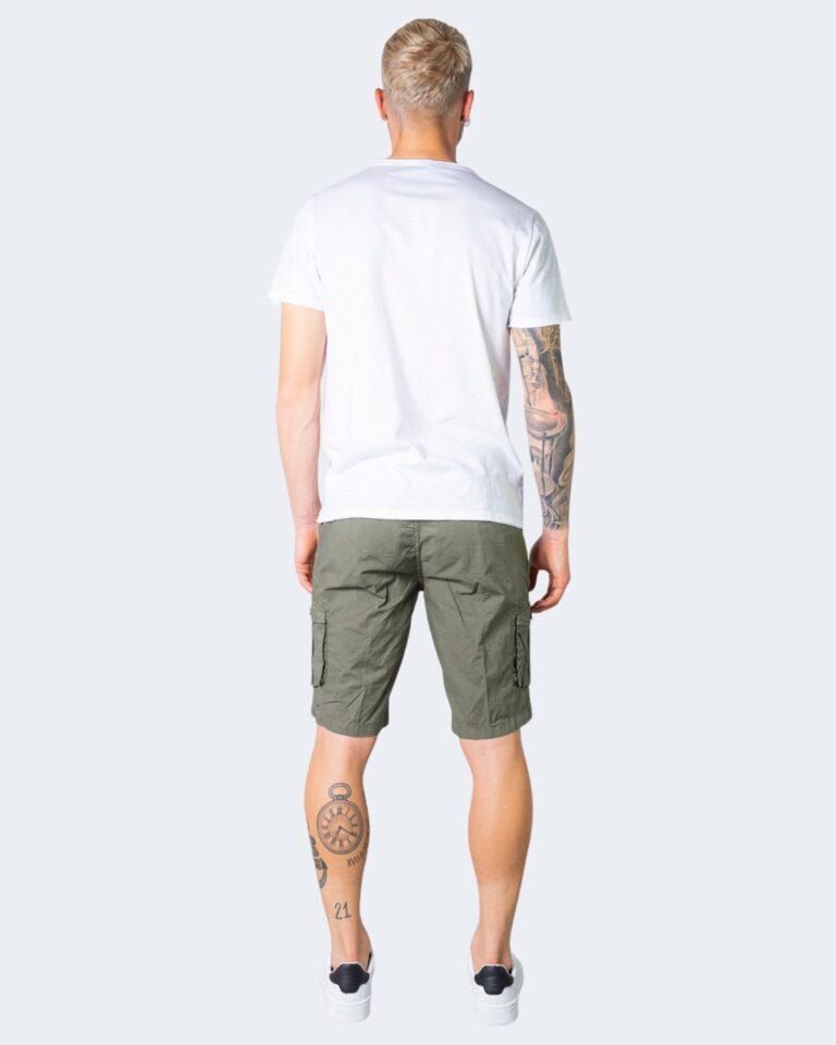 T-shirt Idra SCOLLO V Bianco - Foto 4