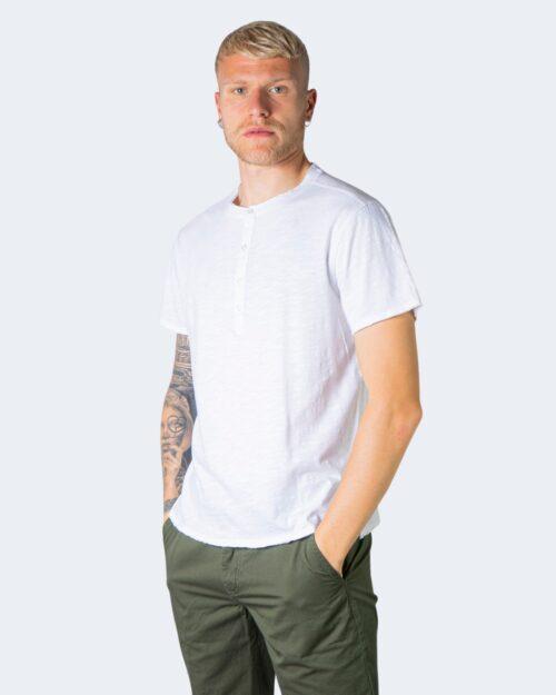 T-shirt Idra SERAFINO Bianco - Foto 1