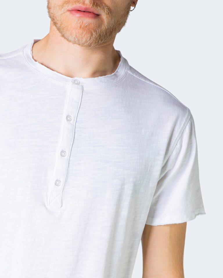 T-shirt Idra SERAFINO Bianco - Foto 2