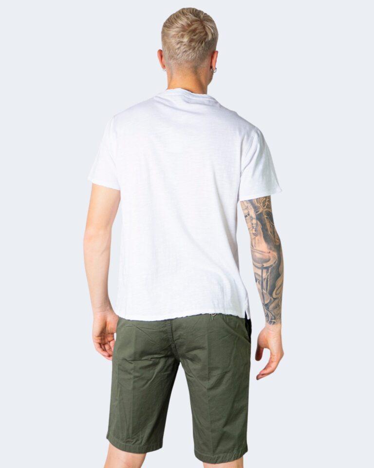 T-shirt Idra SERAFINO Bianco - Foto 3