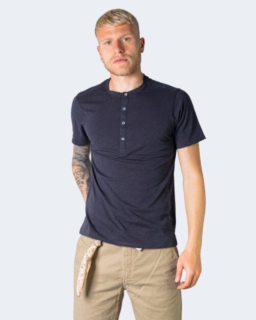 T-shirt Idra SERAFINO Blu - Foto 1