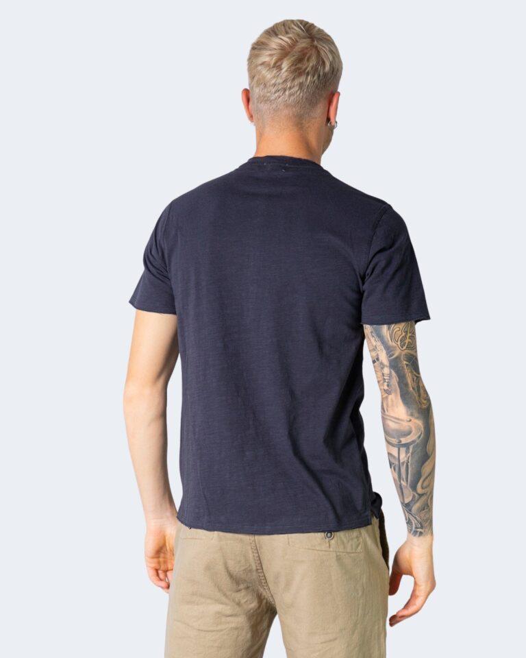 T-shirt Idra SERAFINO Blu - Foto 2