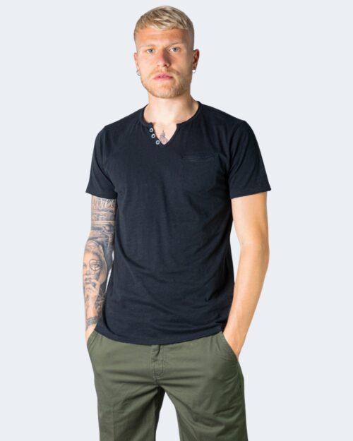 T-shirt Idra SCOLLO V Nero – 71185