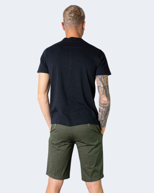 T-shirt Idra SERAFINO Nero – 71181