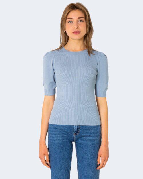 T-shirt Jacqueline de Yong KADY Celeste - Foto 1
