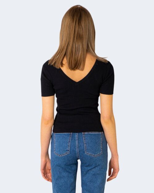 T-shirt Jacqueline De Yong NANNA Nero – 63312