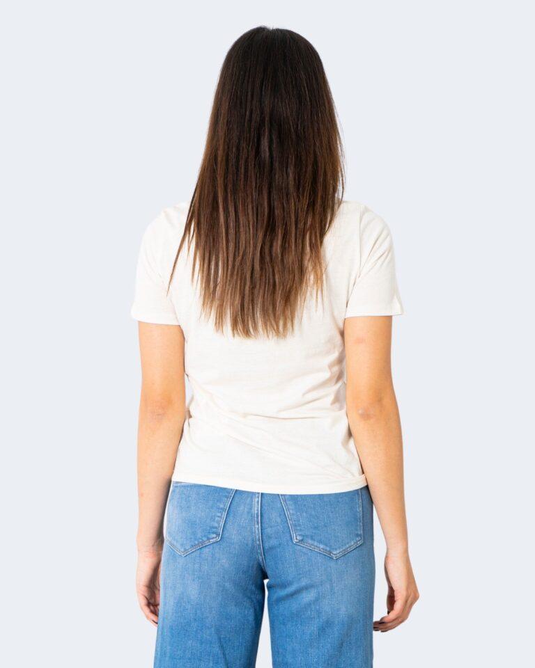 T-shirt Jacqueline de Yong DING Panna - Foto 3