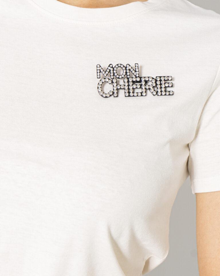 T-shirt Jacqueline de Yong DING Panna - Foto 4