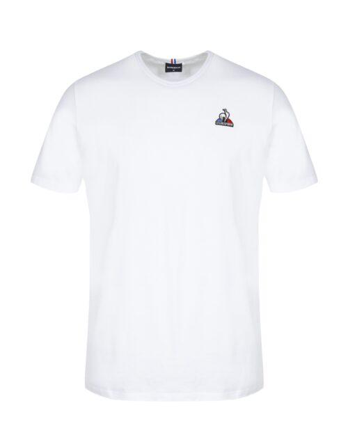 T-shirt Le Coq Sportif SHORT SLEEVES TEE Bianco – 71440