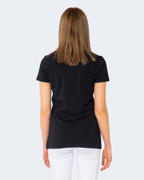 T-shirt Love Moschino APPLY ON BAG Nero – 71324