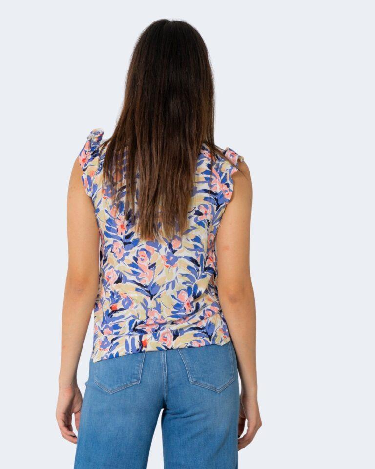 T-shirt Only ALASKA Giallo - Foto 3