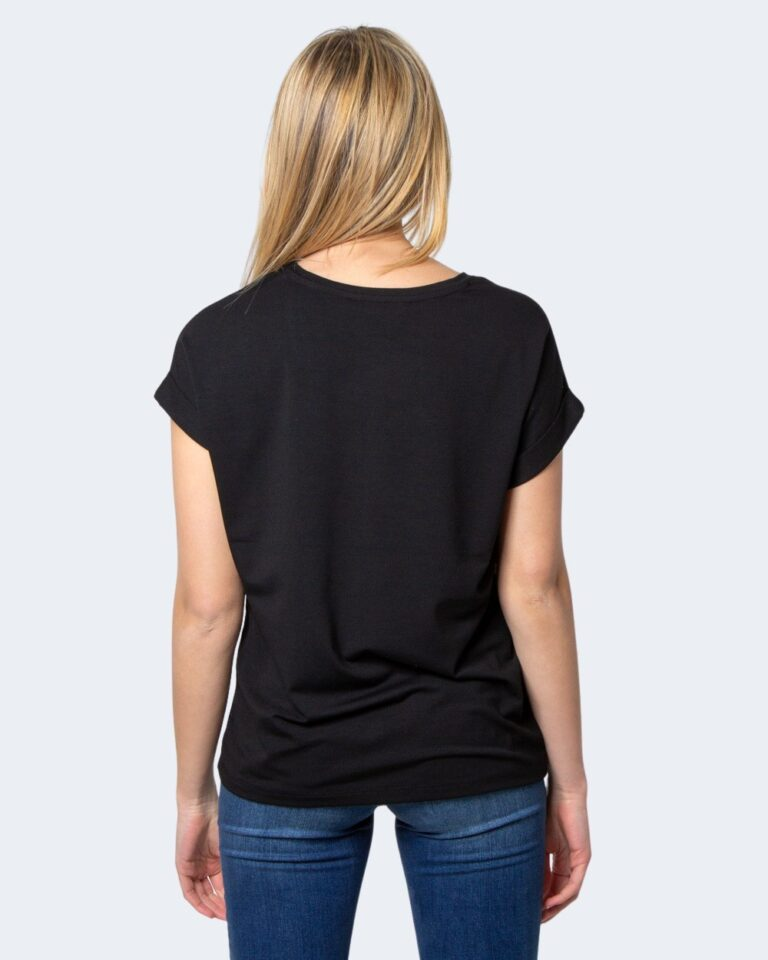 T-shirt Only Moster Nero - Foto 3