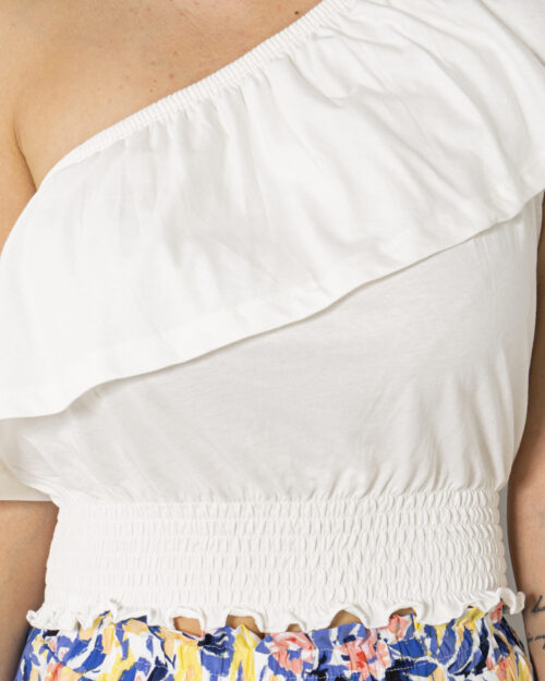 T-shirt Only FIONA Panna - Foto 3