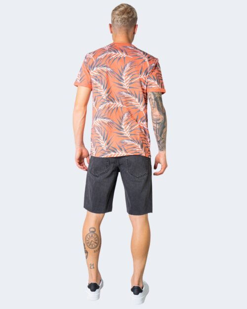 T-shirt Only & Sons IASON Arancione – 63398