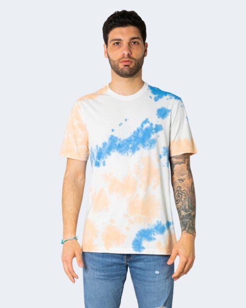 T-shirt Only & Sons LOU Arancione – 63401