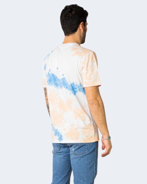 T-shirt Only & Sons LOU Arancione - Foto 4