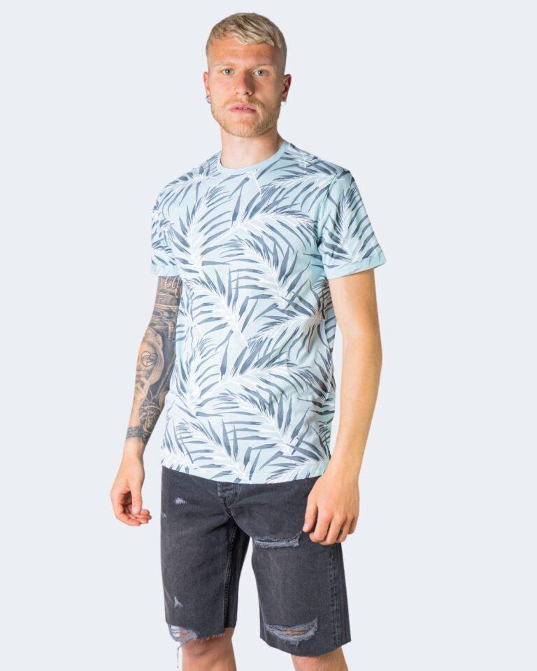 T-shirt Only & Sons IASON Celeste - Foto 1