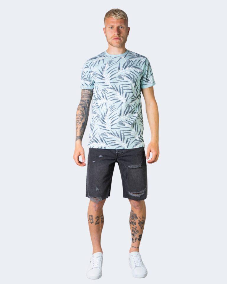 T-shirt Only & Sons IASON Celeste - Foto 2