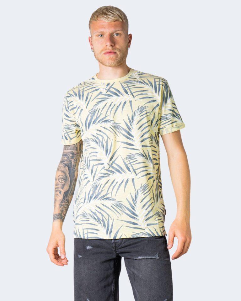 T-shirt Only & Sons IASON Giallo - Foto 1
