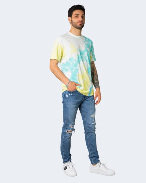 T-shirt Only & Sons LOU Giallo – 63401
