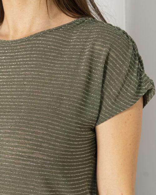 T-shirt Only RIZ Verde Oliva – 63421