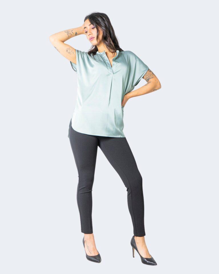 T-shirt Rinascimento - Verde - Foto 2