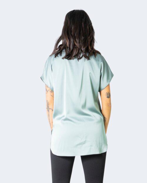 T-shirt Rinascimento - Verde - Foto 4