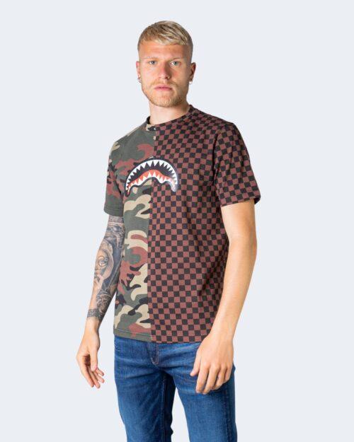T-shirt Sprayground – Marrone – 71188
