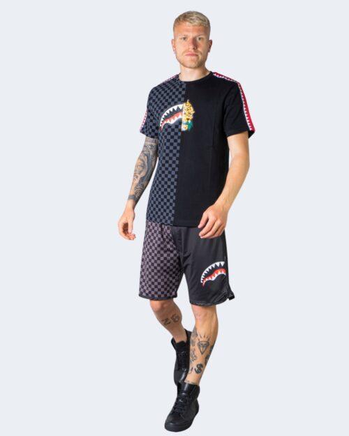 T-shirt Sprayground – Nero – 71187