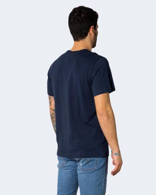 T-shirt Tommy Hilfiger LOGO Blu – 64864