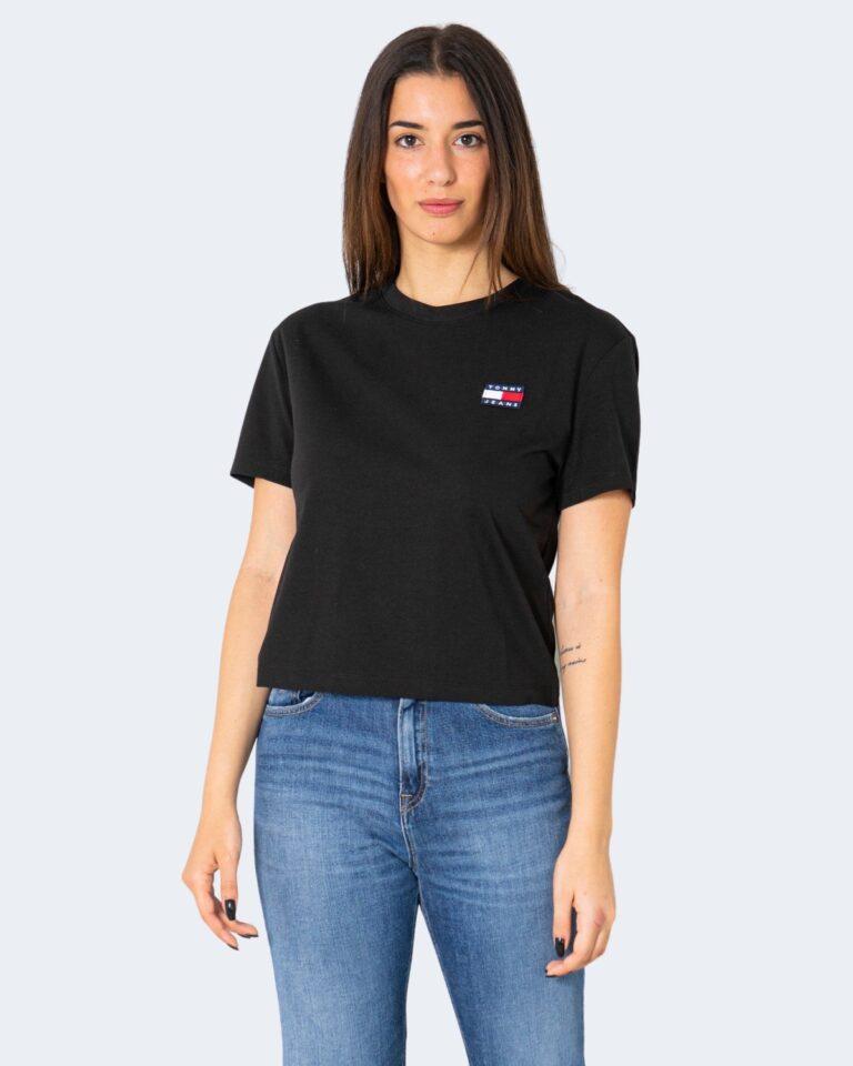 T-shirt Tommy Hilfiger Jeans - Nero - Foto 1