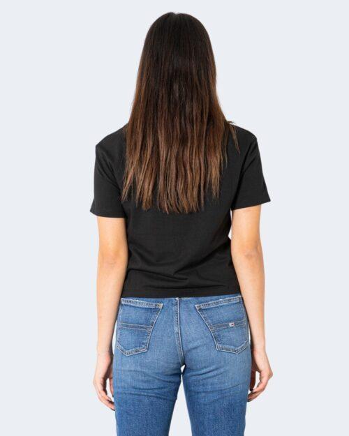 T-shirt Tommy Hilfiger Jeans - Nero - Foto 3