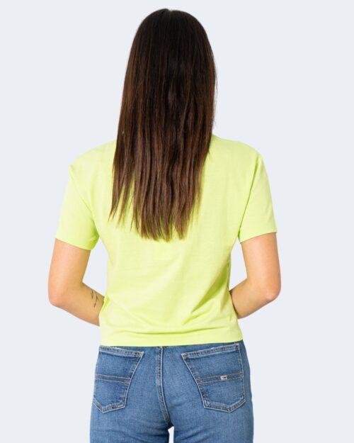 T-shirt Tommy Hilfiger – Verde – 64954