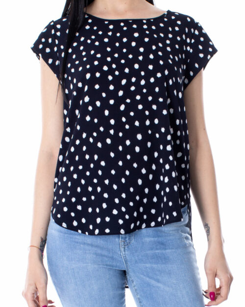 T-shirt Only Vic Blue scuro - Foto 1