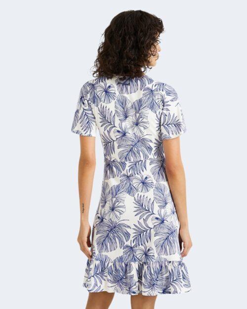 Vestito corto Desigual NADIA Bianco – 65397