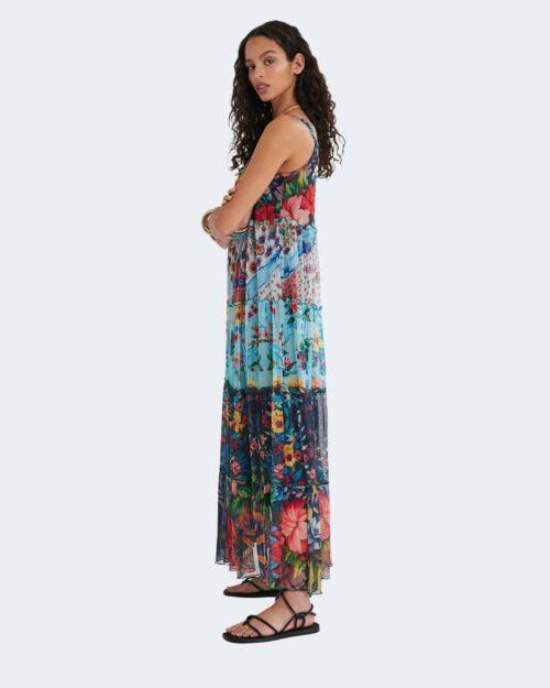 Vestito corto Desigual MARNAC Blu – 65411