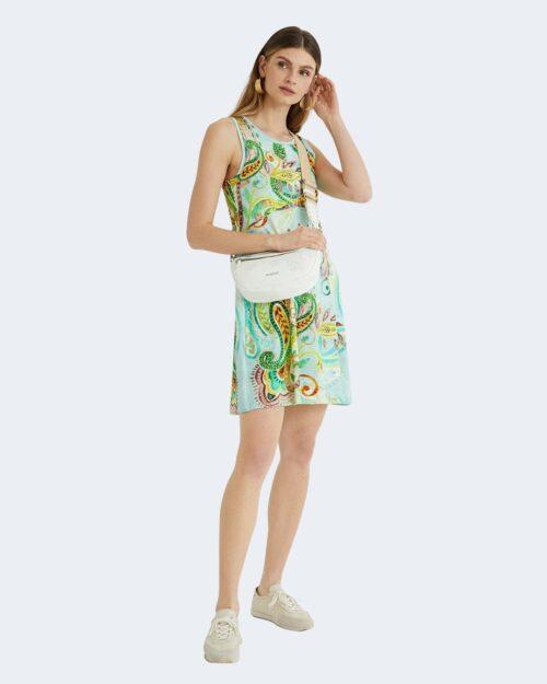 Vestito corto Desigual IVY Celeste – 65405
