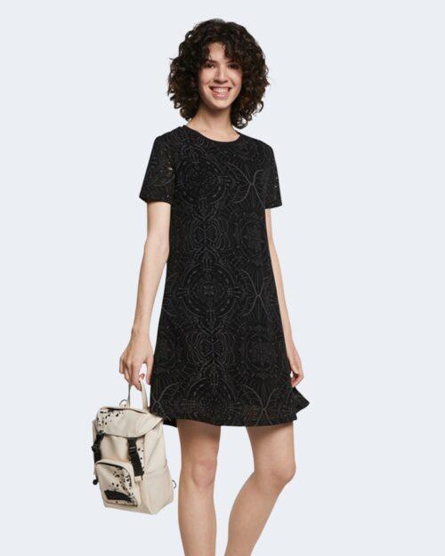 Vestito corto Desigual NILO Nero – 65393
