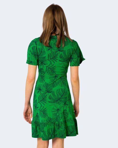Vestito corto Desigual NADIA Verde – 65397