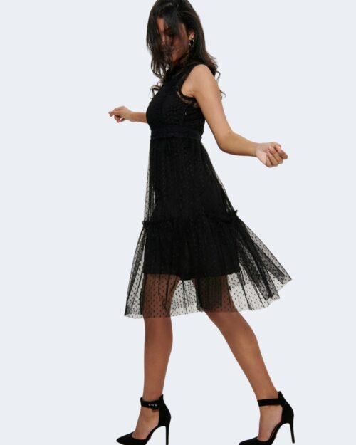 Vestito corto Jacqueline De Yong LINE Nero – 63269