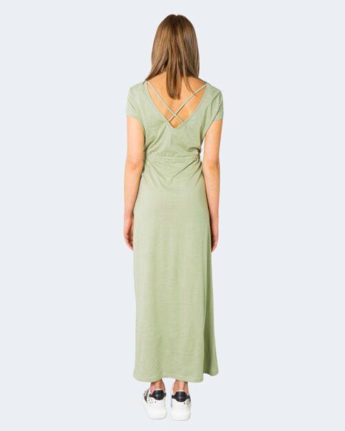 Vestito midi Only MAY Verde – 63259