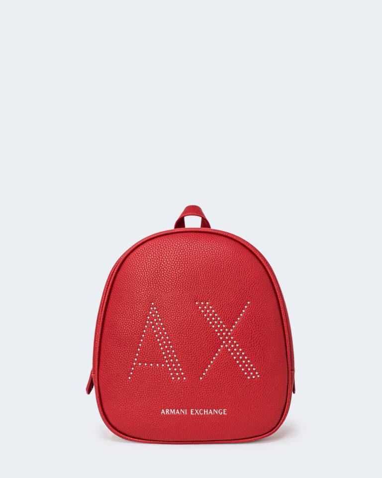 Zaino Armani Exchange BACK PACK Rosso - Foto 1