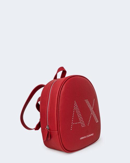 Zaino Armani Exchange BACK PACK Rosso – 42146