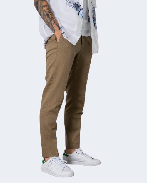 Pantaloni slim Antony Morato ARTHUR SLIM FIT Beige – 72922