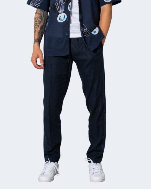 Pantaloni slim Antony Morato CARROT FIT Blu – 72923